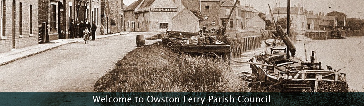 Header Image for Owston Ferry Parish Council